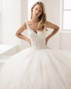corte princesa de novia